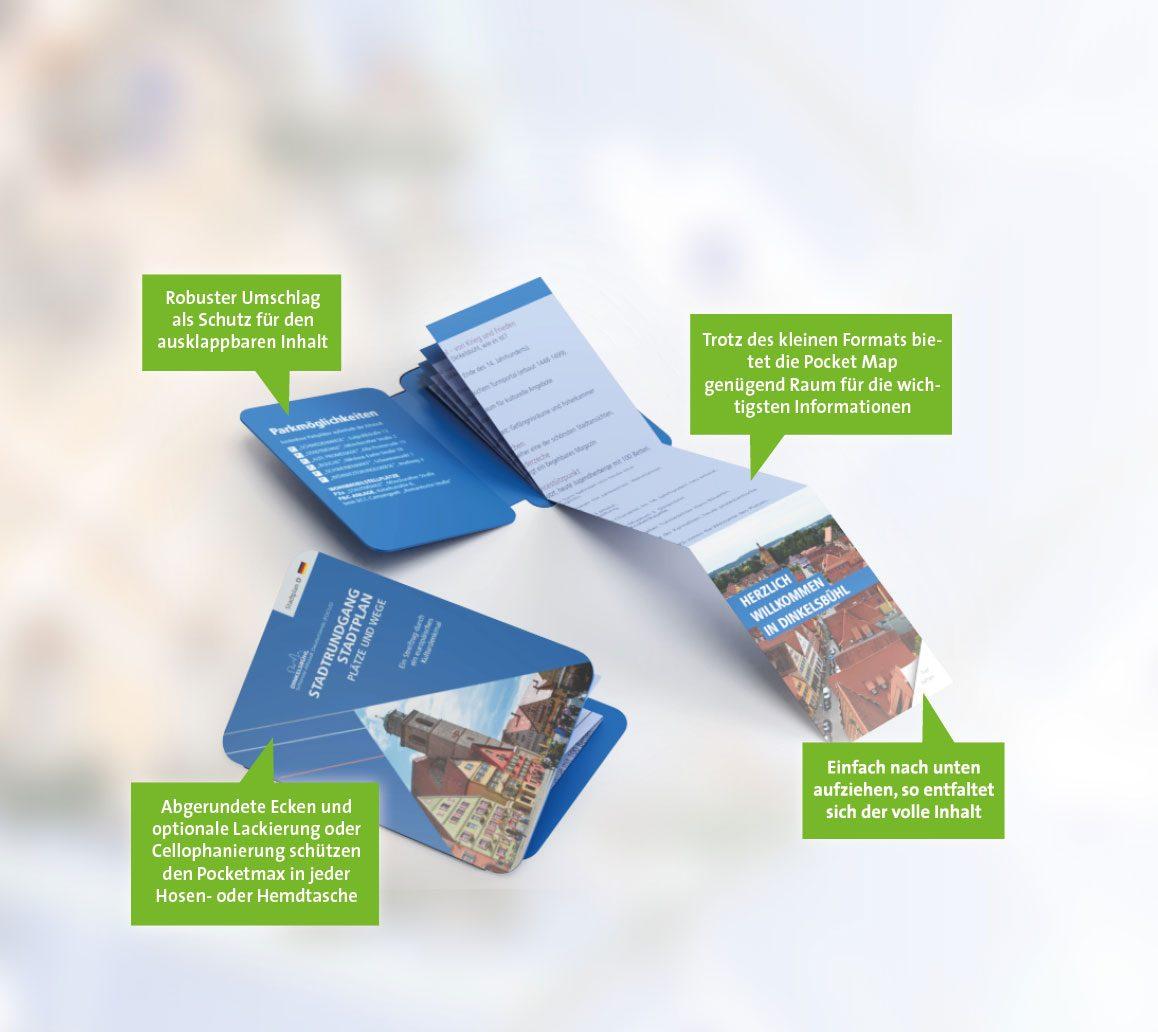 Flyer mit Gutscheinkarte – perfectPRINTS – Einfach online Drucken!